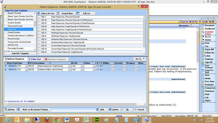 Mental Health Practice Management Software Mental Health
